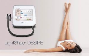 Depilacja LightSheer Desire