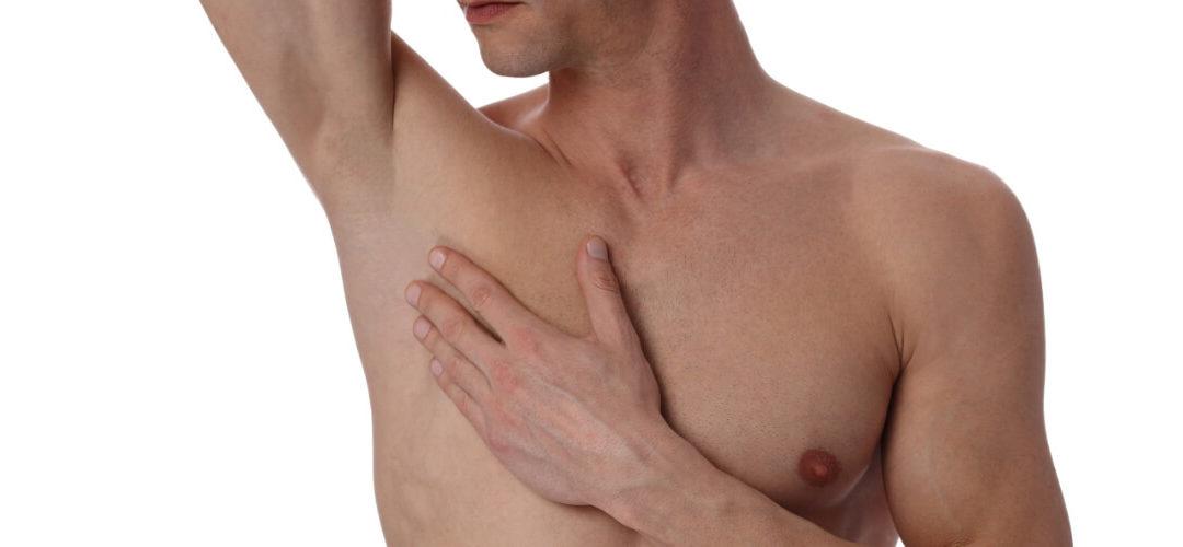 Laserowa depilacja pach